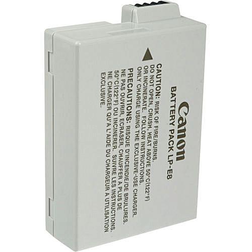 Canon LP-E8 Camera Battery