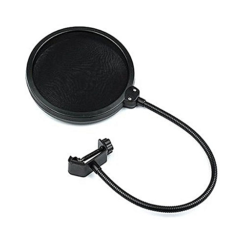 Pop Filter Studio Microphone Mic Wind Screen Pop Filter