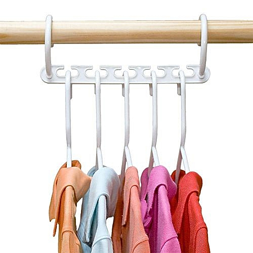 3D Space Saving Space Hanger Cabide Clothes Hanger Hook