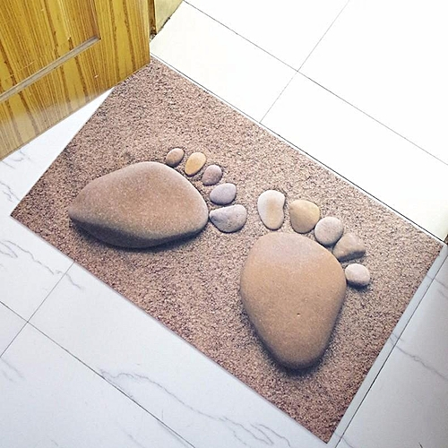 Mats Wholesale Large Jiaoya Rubber Mats 3mm Ultra-thin Non-Carmen Vacuum Suction Non-slip Bathroom Mat