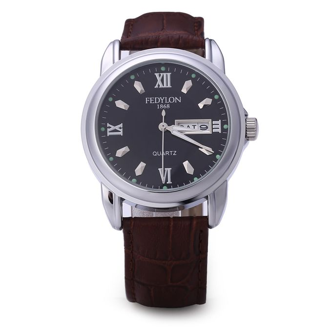 Fedylon FEDYLON 1868 F460 Male Quartz Watch Luminous