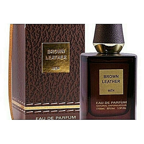 Brown Leather Edp 100ml