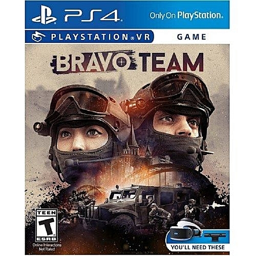 EA PS4 PS VR Bravo Team - PlayStation VR