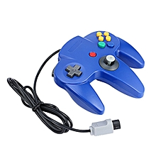 Game Controller Joystick For Nintendo N64 System Deep Blue Pad For Mario Kart for sale  Nigeria