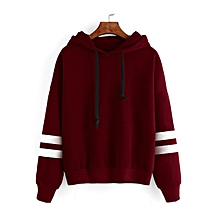 91efe285a52 Autumn  amp  Winter Loose Long Sleeves Hoodies For Women Warm Hooded  Pullovers