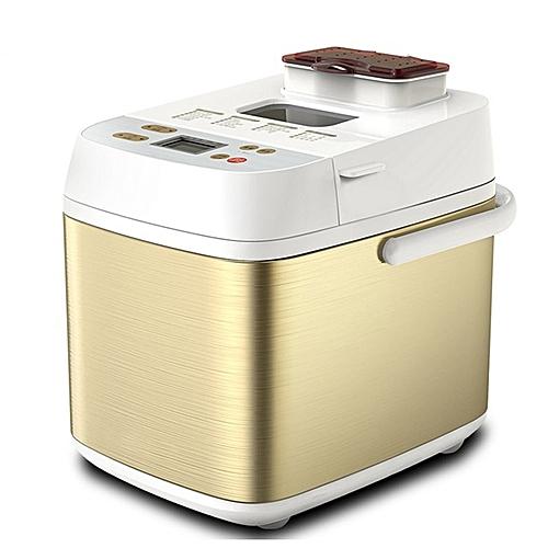 Automatic Multifunction Mini Bread Maker Intelligent User-Friendly Bread Baking Machine Breadmaker Cooking Tools 550w EU US