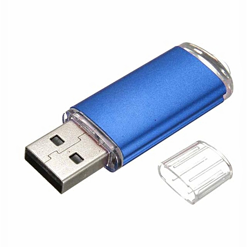 4GB USB 2.0 Metal Flash Memory Stick Storage Thumb U Disk BU