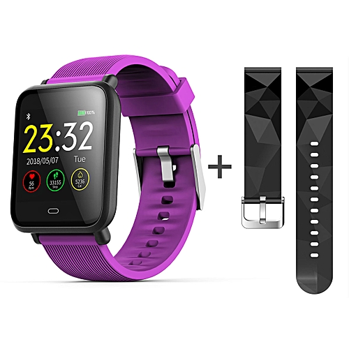 Q9 - Waterproof Sports Smart Watch For Android / IOS