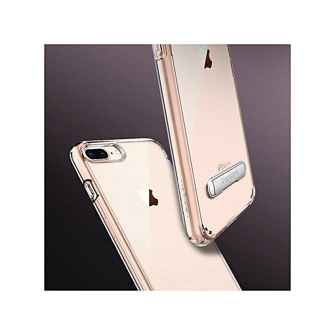 ... Spigen Ultra Hybrid S [2nd Generation] IPhone 8 Plus Case / IPhone 7 Plus ...