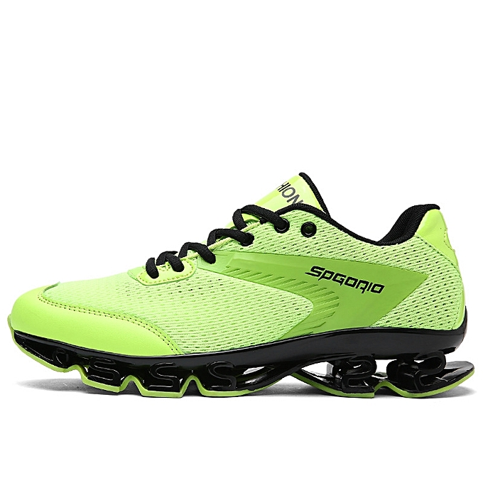 Men Running Shoes Outdoor Breathable Jogging Sport Blade Krasovki Walk  Sneakers c2d73d28fafe