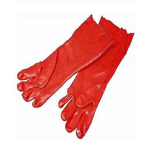 Inuslated Hand Gloves- Red,multipurpose Use
