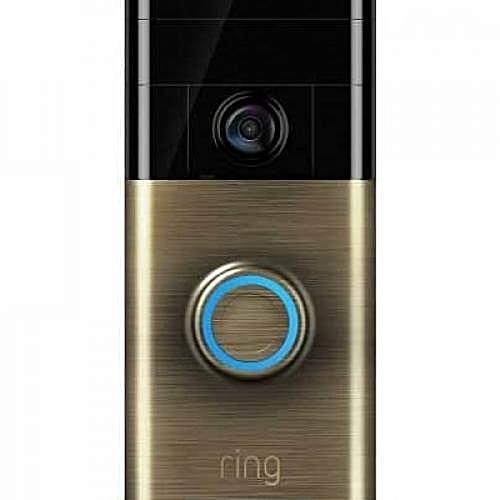 Wi-Fi Ring Video Doorbell