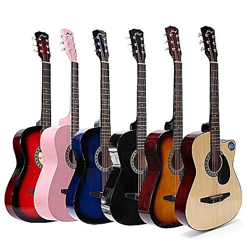 38'' Or 39'' Acoustic Box Guitar