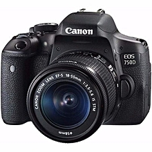 41d958cd11c EOS 750D DSLR Professional Camera With 18-55mm STM Lens