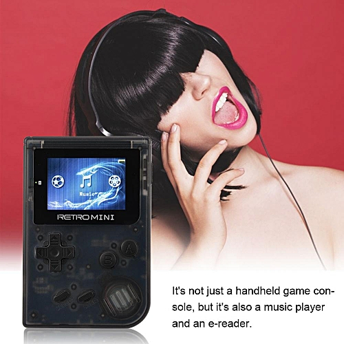 Handheld Color Screen Player Built In 40+ Games Portable Mini Retro Games Console