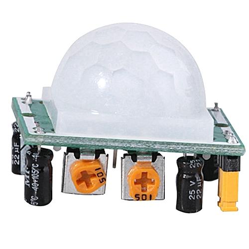 Allwin hc-sr501 Human Infrared pir Motion Sensor Detector Module Including Lens