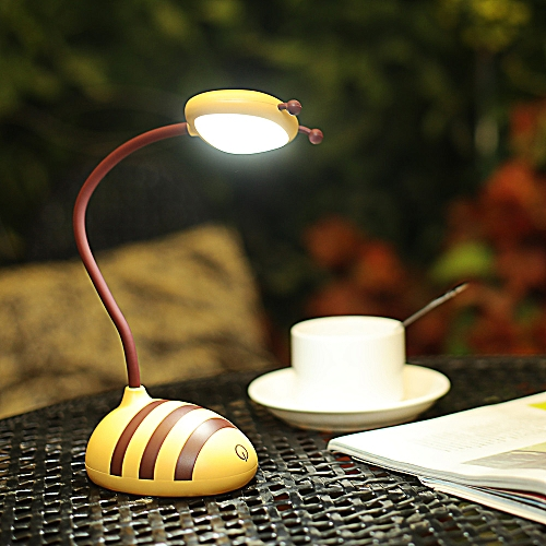 I Bewelide Outdoor Portable Mini Night Light Student Workers Reading Lamp