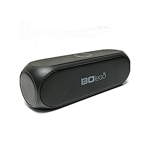 Deep Bass Bluetooth MP3 Subwoofer Speaker (Black)