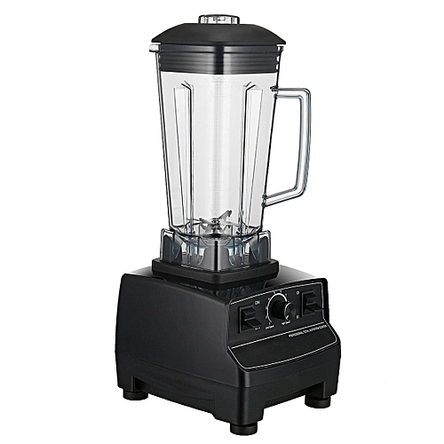 "NEW- BlendMore 6000 High-Quality Blender- 3 HP-2200W-64 Oz-w/ ""Vitamix Cookbook"""