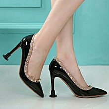 5323d89fda75 High Heel Protector Stopper - Medium Size Black