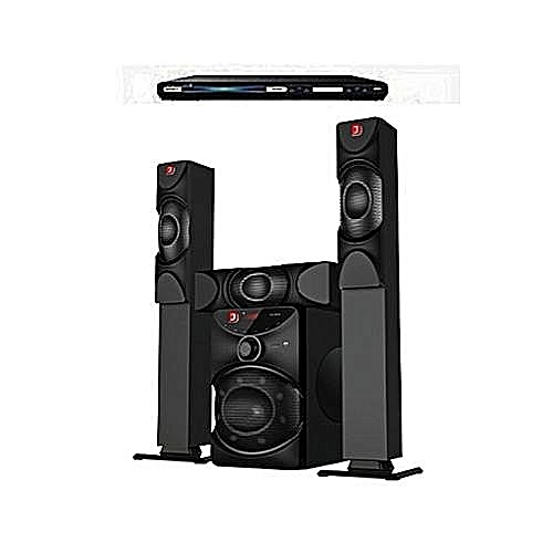 DJ 3030 High-class Home Theater With DVD Player