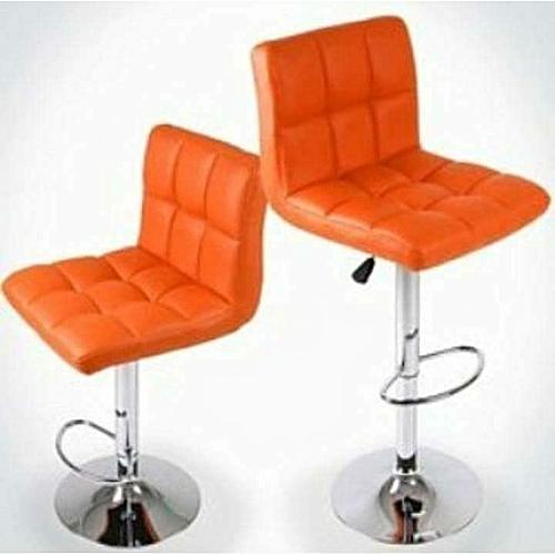 Universal Bar Stool - Orange