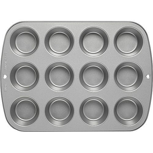 Cupcake And Muffin Pan+Free 100pcs Cupcake Baking Cup