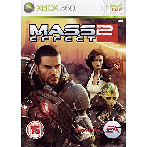 EA Mass Effect 2 Xbox 360 PAL