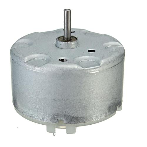 DC 3V-12V Electric Micro VDC DVD Motor 3V-2700RPM 6V-4000RPM RF-500TB-12560