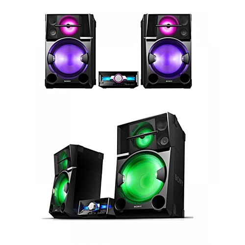 buy sony shake 100d mini hi fi audio system best price online jumia nigeria. Black Bedroom Furniture Sets. Home Design Ideas