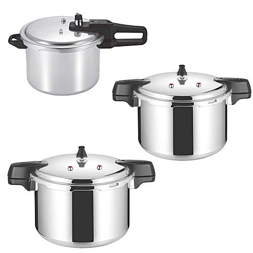 Aluminum Pressure Cooker - 15L