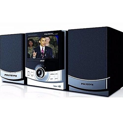Combo DVD Set + TV + USB + SDCARD + FM + FREE USB Card Reader