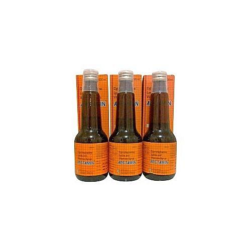 Vitamins Syrup Weight Gain - 3 Bottles X 200ml