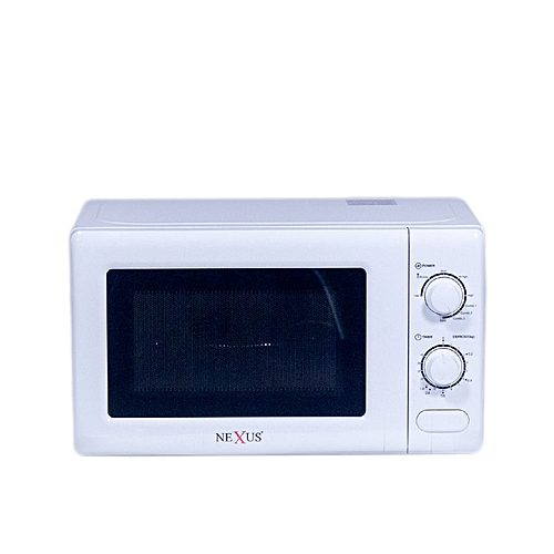 20 Litre Microwave With Grill NX-9202 - WHITE