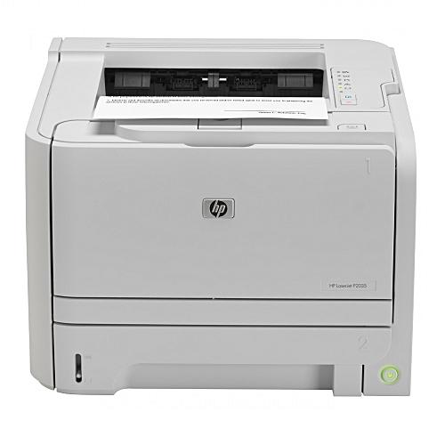 LaserJet P2035 Black And White Office Printer