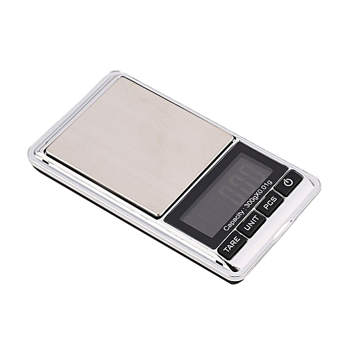 Mini Digital Pocket Scale 300g 0.01g For Kitchen Jewellery Gold Weight Measure