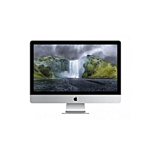 (Reduced Shipping Fee) iMac 27-Inch 3.5ghz Quad-Core Intel Core i5 With Retina 5k Display - Silver