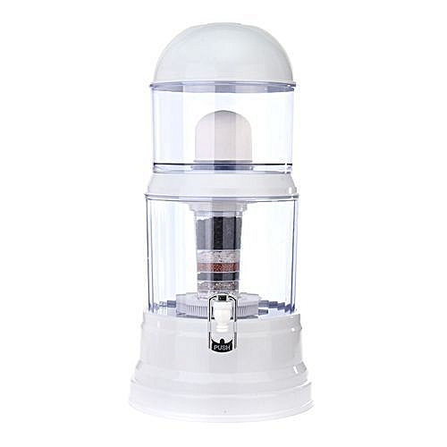 14L 5 Stage Water Filter/Purifier With Dispensing Tap