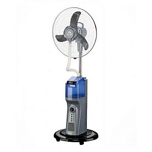 Andrakk RechargeableWater Mist Fan With Remote Control