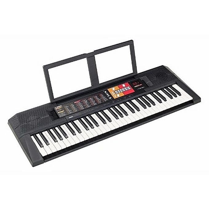 yamaha yamaha psr f51 keyboard piano with adaptor. Black Bedroom Furniture Sets. Home Design Ideas