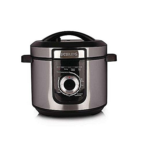 Powerful Intelligent Pressure Cooker With 8 Safety Protection Systems,,