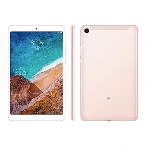 """Mi Pad 4 - 8.0"""" MIUI 9 3GB RAM+32GB EMMC ROM Dual WiFi - Gold"""