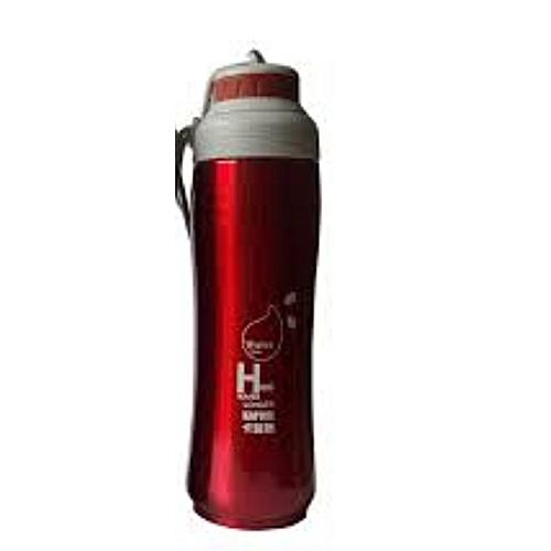 Stainless Steel Vacuum Sport Bottle - Wine