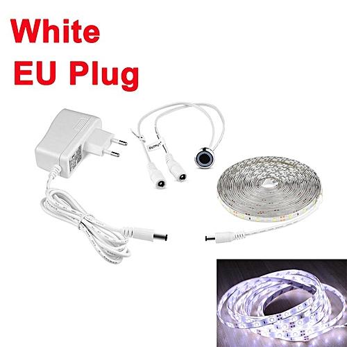 Touch Switch Dimmer Cabinet Light Kitchen Bedside Strip Tape Light DC 12V EU/US Power Adapter LED Strip Light Waterproof Cocina