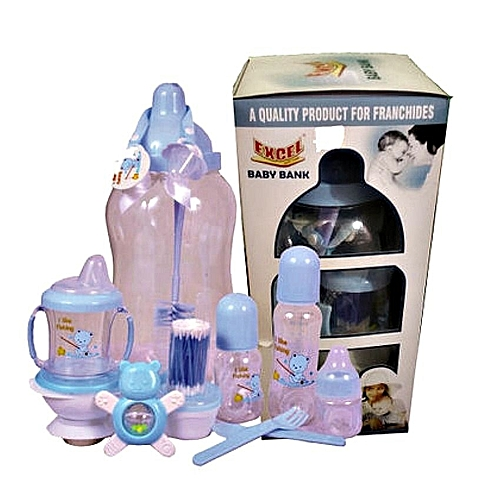 Baby Feeding Bottle Set -Baby Bank