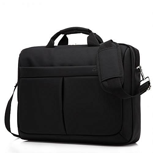 15.6'' Polyester Laptop Handy Bag CB-3036 - Black