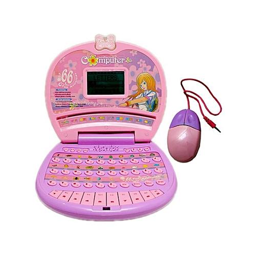 Children Intellective Educational Learning Computer - 66 Fun Activities