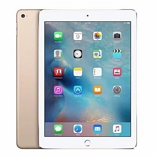 IPad 5 With WiFi + Cellular, 32GB, Gold Colour