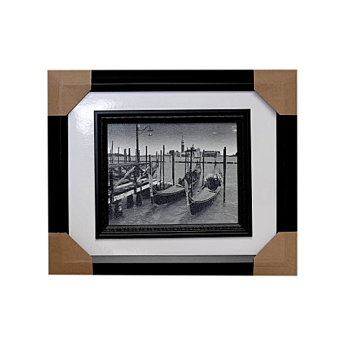 Black And White Wall Frame