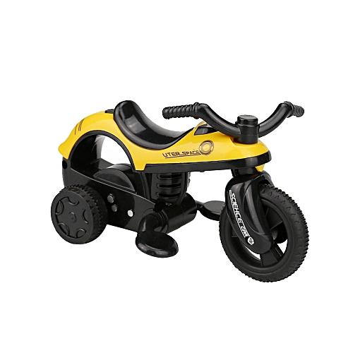 Mini Vehicle Pull Back Bikes With Big Tire Wheel Creative Gifts For Kids